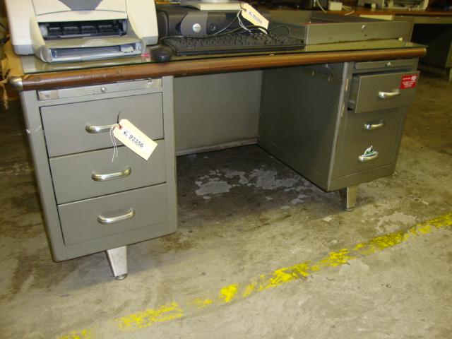 Office Equipment Computers Desks Chairs Credenzas Etc
