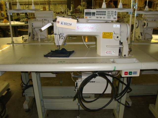 industrial sewing machine liquidation