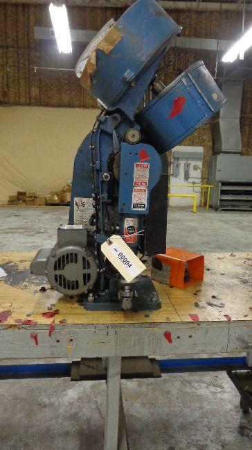 stimpson grommet machine